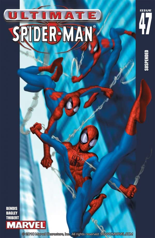Ultimate Spider-Man (2000-2009) #47