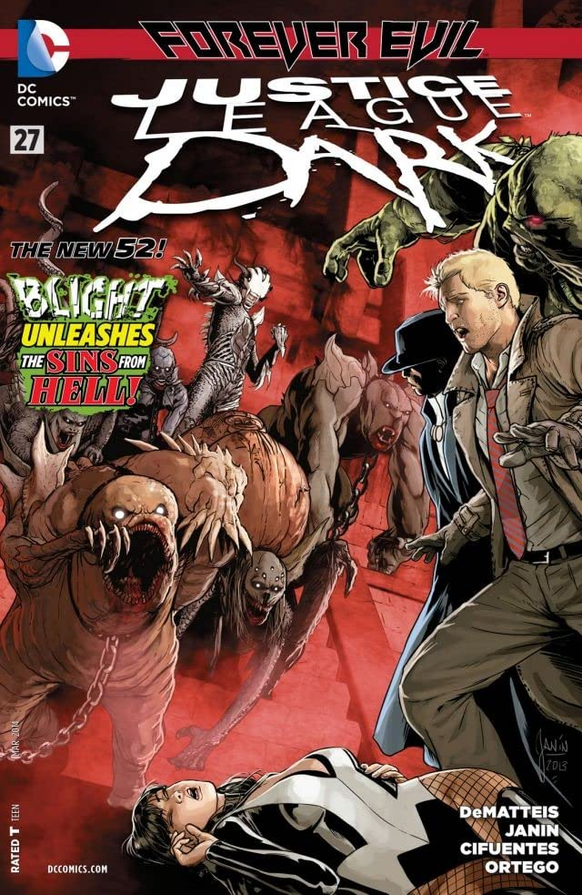 Justice League Dark (2011-2015) #27