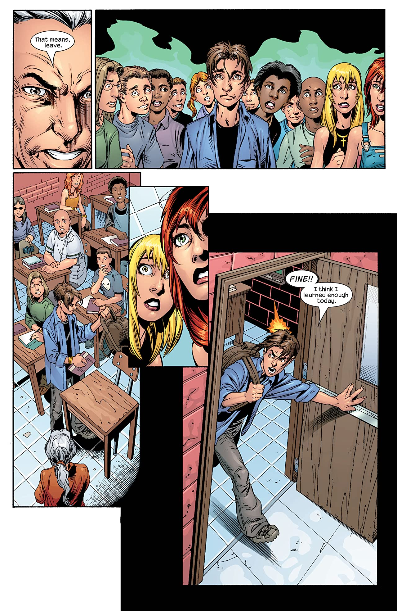 Ultimate Spider-Man (2000-2009) #48