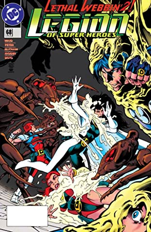 Legion of Super-Heroes (1989-2000) #68