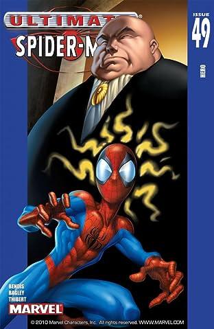 Ultimate Spider-Man (2000-2009) #49