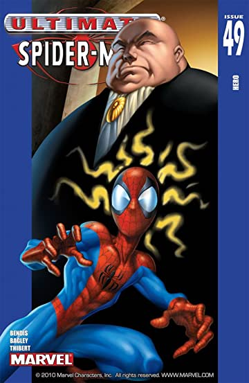 Ultimate Spider-Man (2000-2009) #49