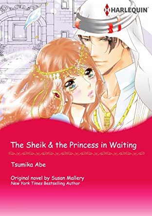 The Sheik & The Princess In Waiting: Desert Rogues