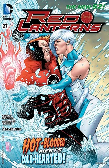 Red Lanterns (2011-2015) #27