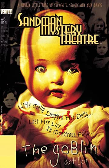 Sandman Mystery Theatre (1993-1999) #65