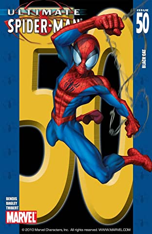 Ultimate Spider-Man (2000-2009) #50