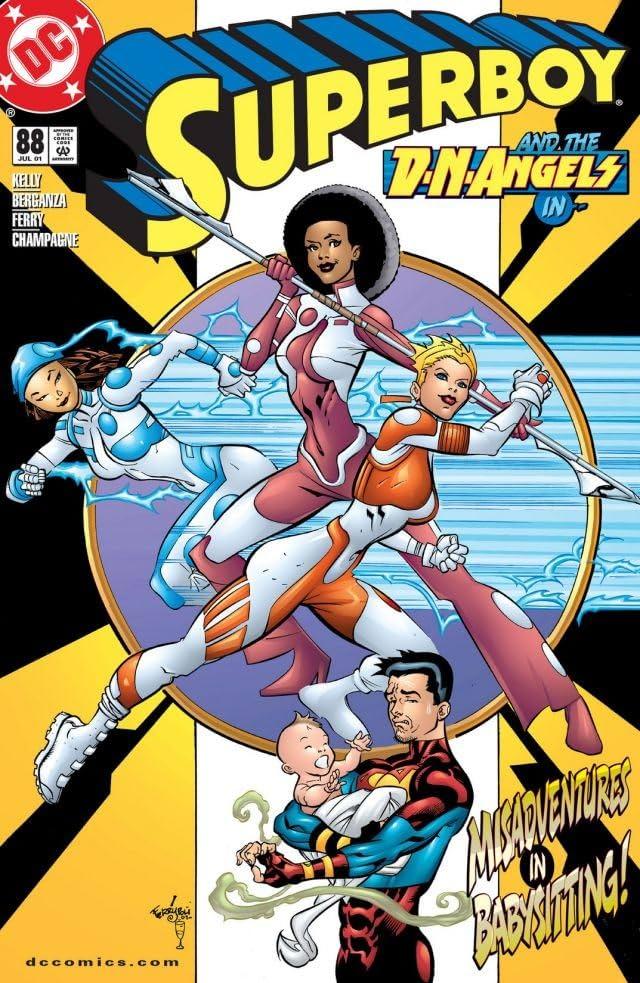 Superboy (1994-2002) #88