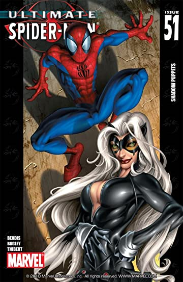 Ultimate Spider-Man (2000-2009) #51