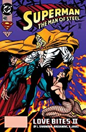 Superman: The Man of Steel (1991-2003) #42