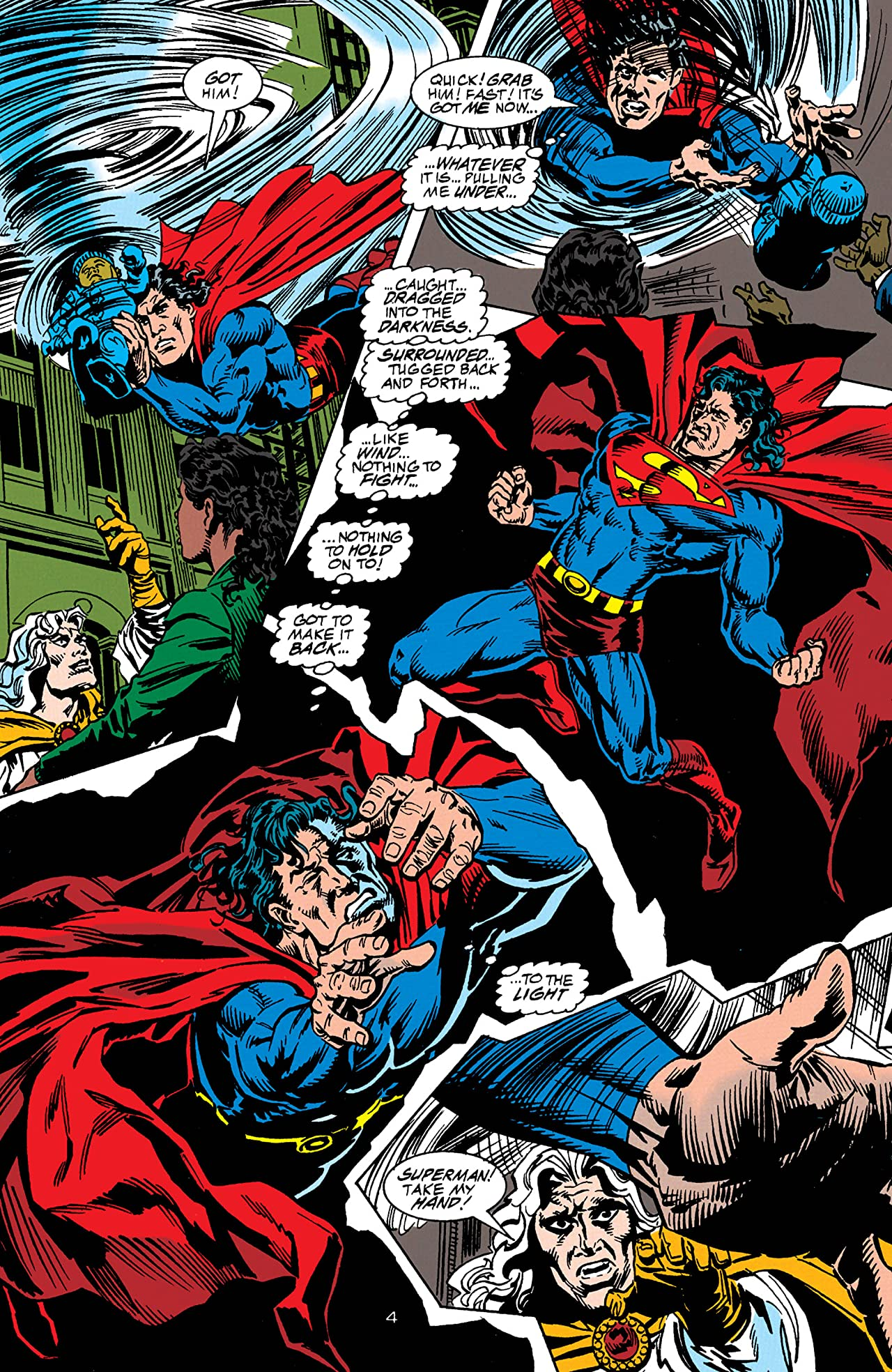 Superman: The Man of Steel (1991-2003) #42