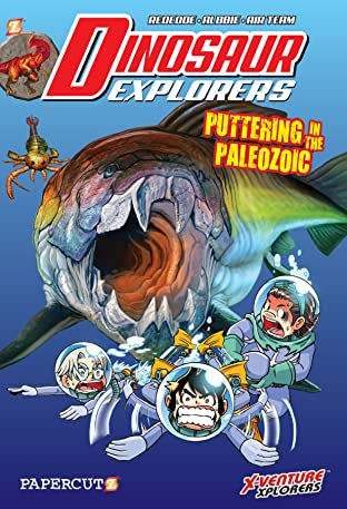 Dinosaur Explorers Tome 2: Puttering in the Palaeozoic