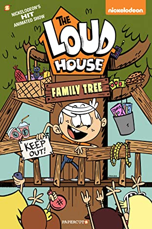 The Loud House Vol. 4: The Treehouse of Dreams