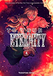 To Your Eternity Vol. 4