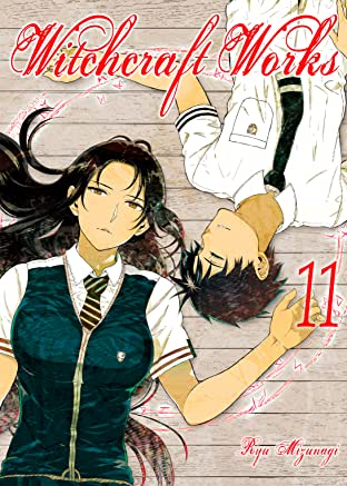 Witchcraft Works Tome 11