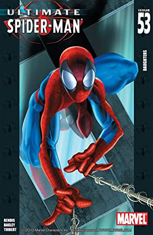 Ultimate Spider-Man (2000-2009) #53