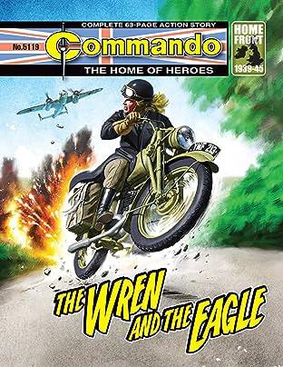 Commando #5119: The Wren And The Eagle