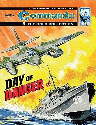 Commando #5120: Day Of Danger