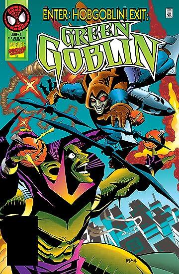green goblin 1995 1996 4 comics by comixology
