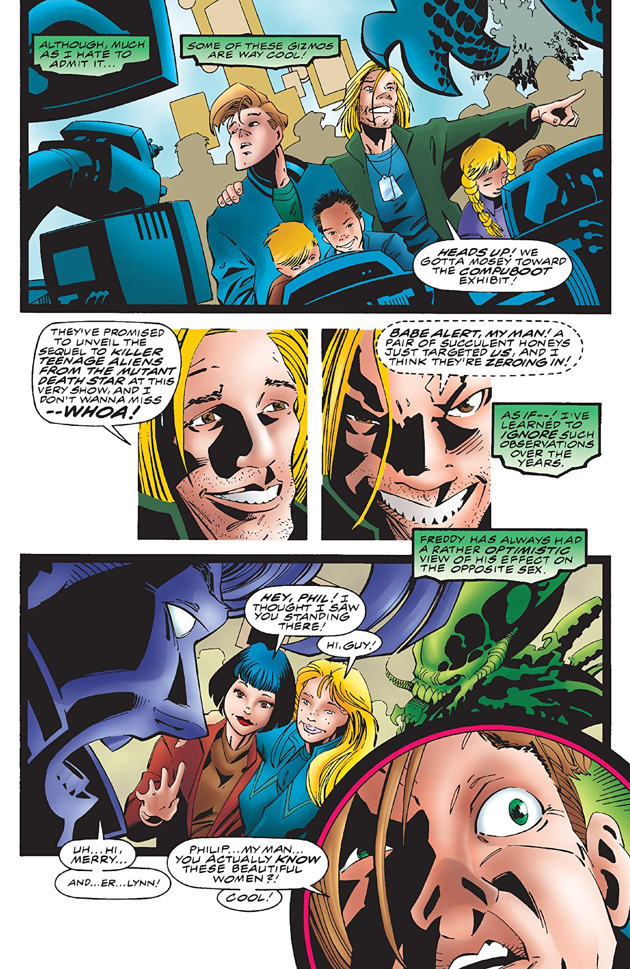Green Goblin (1995-1996) #9