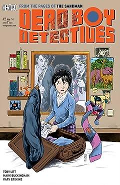 The Dead Boy Detectives (2013-2014) No.2