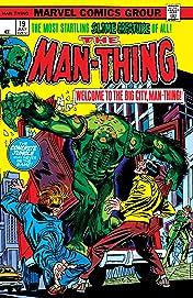 Man-Thing (1974-1975) #19