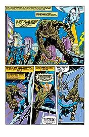 Man-Thing (1974-1975) #21