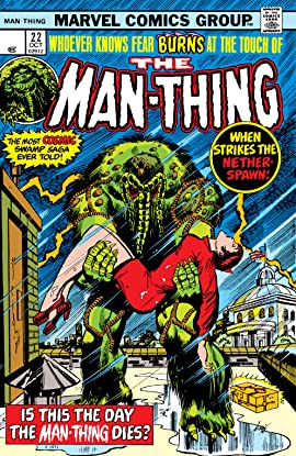 Man-Thing (1974-1975) #22