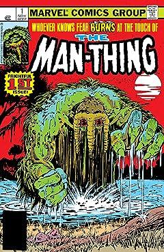 Man-Thing (1979-1981) #1