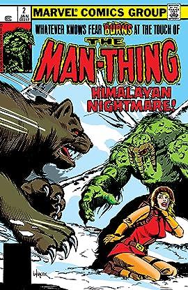 Man-Thing (1979-1981) #2