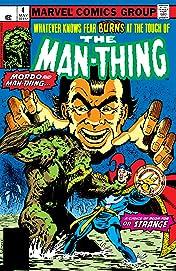 Man-Thing (1979-1981) #4
