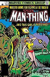 Man-Thing (1979-1981) #5