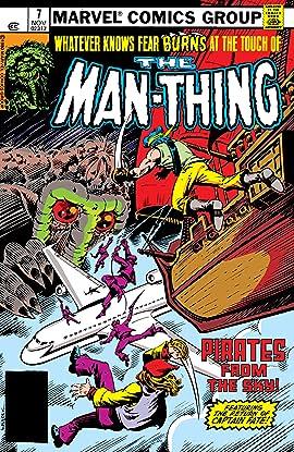 Man-Thing (1979-1981) #7
