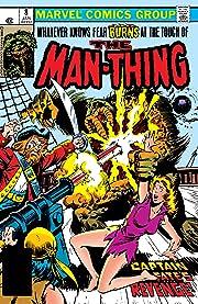 Man-Thing (1979-1981) #8