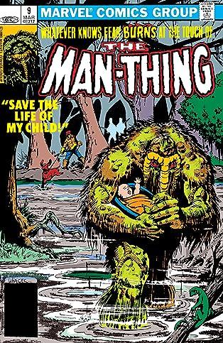 Man-Thing (1979-1981) #9
