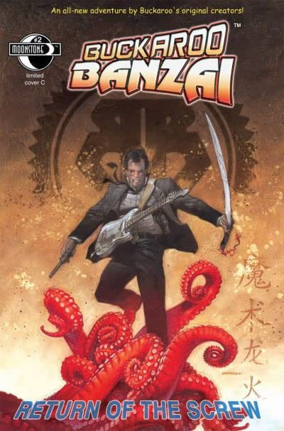 Buckaroo Banzai: Return of the Screw #2