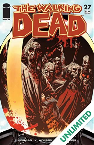 The Walking Dead #27