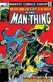 Man-Thing (1979-1981) #10