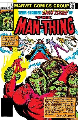 Man-Thing (1979-1981) #11