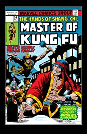 Master of Kung Fu (1974-1983) #54