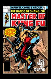 Master of Kung Fu (1974-1983) #55