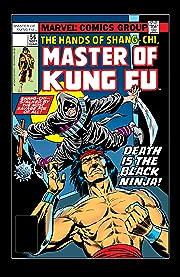 Master of Kung Fu (1974-1983) #56