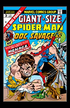 Giant-Size Spider-Man (1974-1975) #3
