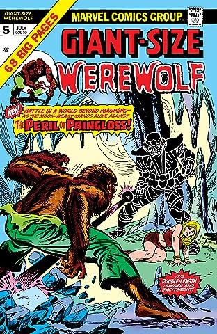 Giant-Size Werewolf By Night (1974-1975) #5