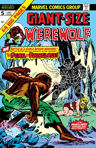 Giant-Size Werewolf By Night (1974-1975) #5