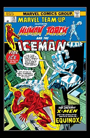 Marvel Team-Up (1972-1985) #23