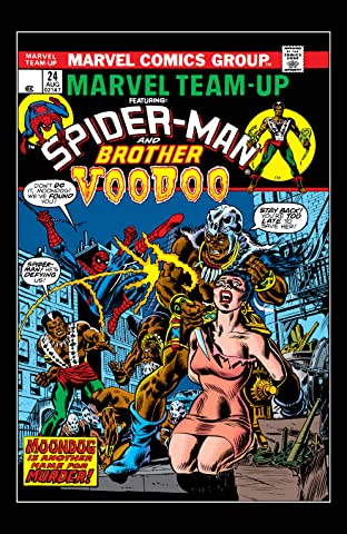 Marvel Team-Up (1972-1985) #24