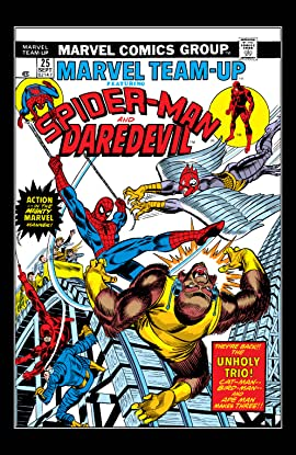 Marvel Team-Up (1972-1985) #25