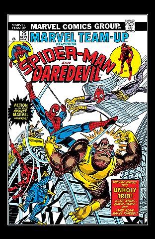 Marvel Team-Up (1972-1985) #25