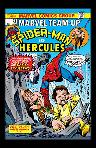 Marvel Team-Up (1972-1985) #28