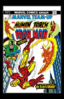 Marvel Team-Up (1972-1985) #29